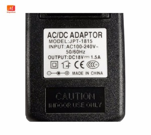Image 4 - 18V 1.5A AC 100 240V To 18V 1500mA Adapter Switching Power Supply Charger DC 5.5x2.5/2.1mm Jack