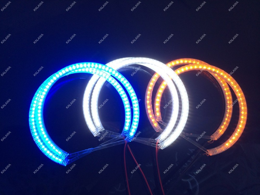 4 rings/lot  CCFL Angel Eyes case for BMW Z3  LED Halo Ring kit FREESHIPPING GGG for honda odyssey 4th g rb3 rb4 chassis 2008 present excellent ultrabright headlight illumination ccfl angel eyes kit halo ring