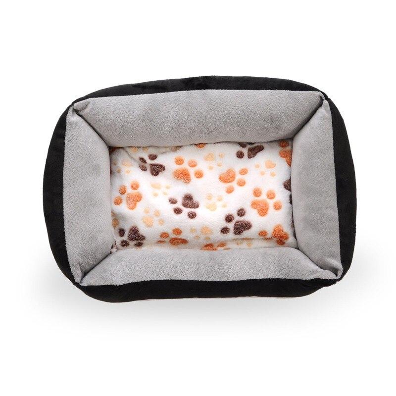 Fleece Dog Bed