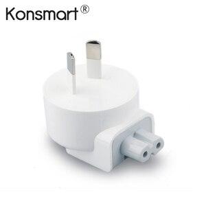 AU Wall AC Detachable Electrical AU Plug Duck Head for iPad iPhone USB Charger Adapter for Australia New Zealand AU Plug(China)