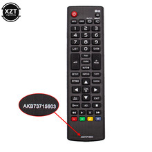 Substituição universal do controle remoto da tevê para lg akb73715603 42pn450b 47ln/50ln5400 50pn450b 47/42/50/32/39ln5400 controlador da tevê