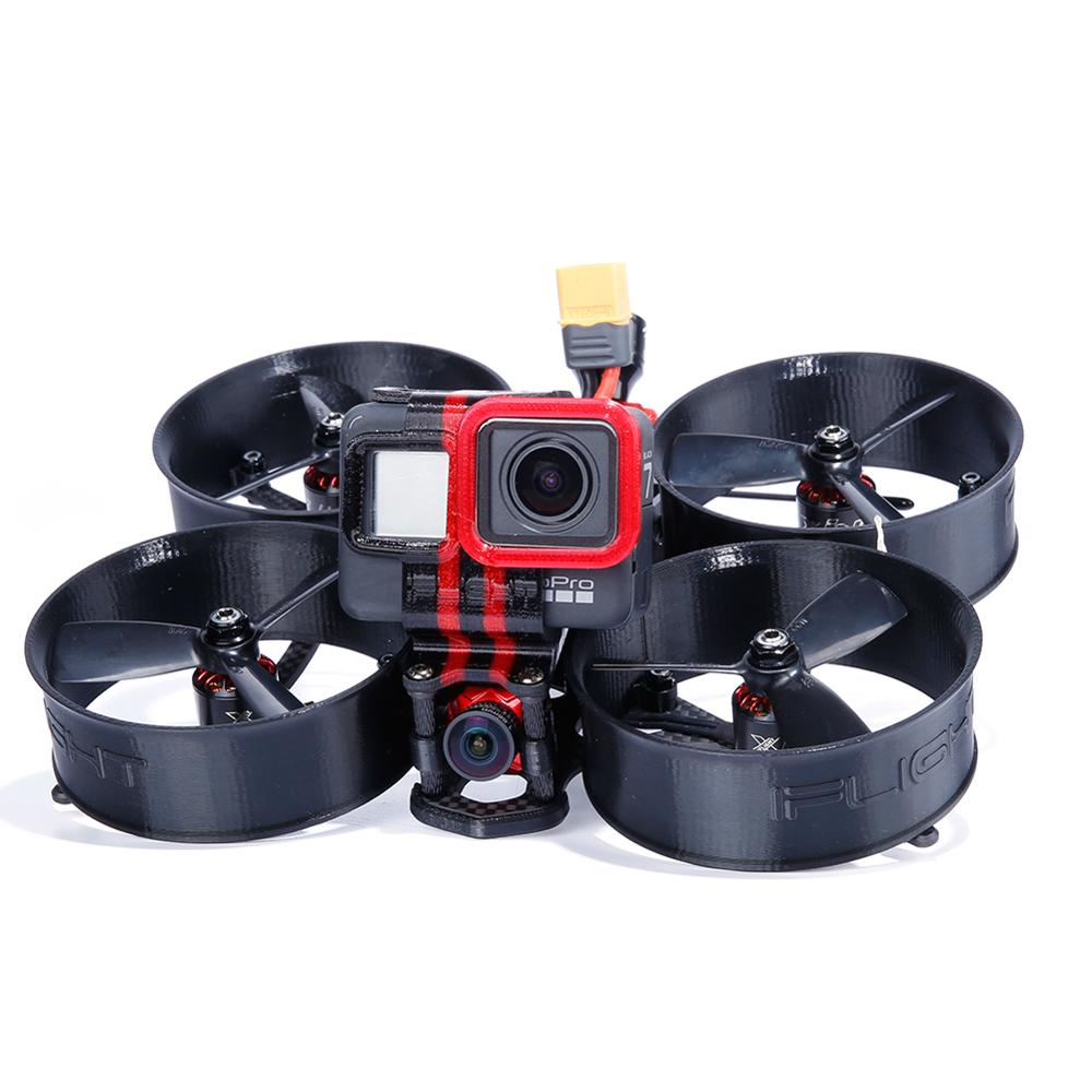 iFlight MegaBee V2 146mm 3inch FPV drone 4K filming BNF with SucceX F4 V2 flytower 3045