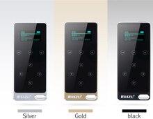 RUIZU X05 Sport MP3 Music Player Radio FM Recording Pen HIFI Touch Key Mini Lossless MP 3 Player 8G Reproductor Musica FLAC