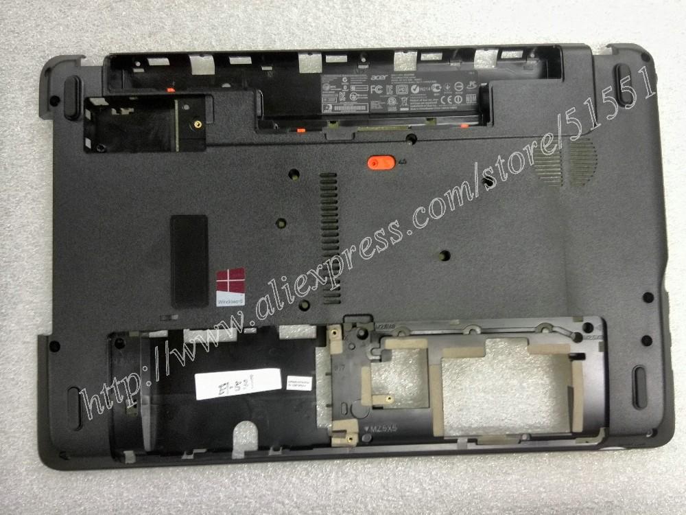 New Assembly BOTTOM CASE For Acer Aspire E1-521 E1-531 E1-571 NV55S NV57H Bottom Cover AP0NN0001 under Base 3