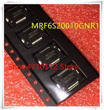 NEW 1PCS/LOT MRF6S20010GNR1 MRF6S20010  M6210GN 68V 2.17GHZ TO270-2