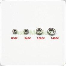 4PCS Micro Motor Handle 35,000RPM Bearing 102L/102 Bearings a set Micromotor STRONG Korea SEASHIN Lab