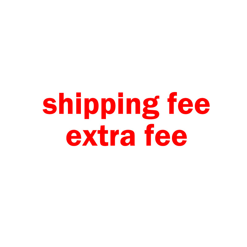 The link only for extra fee,shipping fee,additional pay,re-ship,re-send