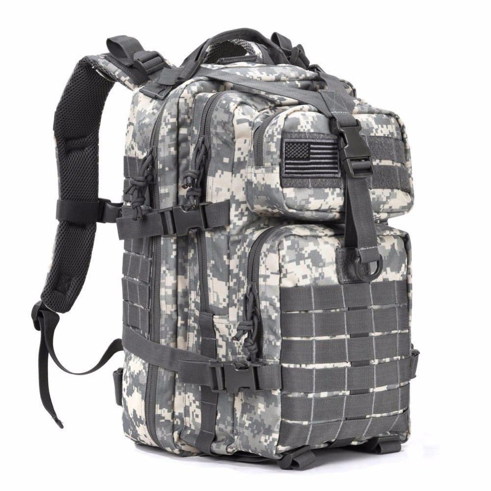 Tactical Escursione Molle Esterno Army Piccolo black kaqi Bug Pack Campeggio Acu Impermeabile Military Assault Zaino other Bag 34l Out Per Di Caccia Ogq6Y5w