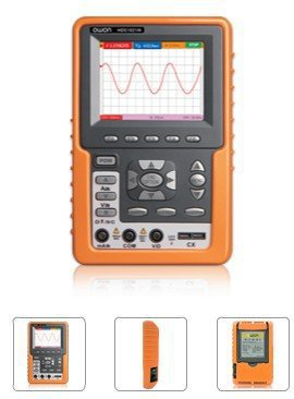 Owon HDS2062M-N OWON Handheld double channel oscilloscope HDS2062M-N with 60 MHz bandwidth (250 MSa/s) digital multimeter осциллограф owon hds1021m