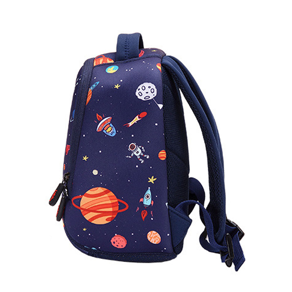 3D School Bag Cartoon Kindergarten Children's Bags 1 3 Years Old Korean  Cute Shoulders Bag Travel Bag Space Rocket SJ012-in School Bags from Luggage  & Bags ...