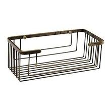 Полочка для ванны WasserKRAFT K-744 (Нержавеющая сталь, покрытие