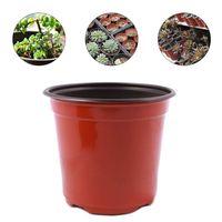 110 шт садовая теплица для растений контейнер рассады цветочный горшок растения многоразовые растения сеялка горшок для рассады