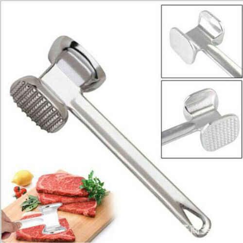48 ใบมีดเข็มสเต็กเนื้อเนื้อนุ่มสั้นเนื้อนุ่ม Tenderizer ค้อนมีดเครื่องมือทำอาหาร