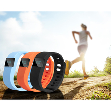 Новый TW64 Bluetooth Smart Браслет Интеллектуальный часы Спорт Здоровье Мониторы шагомер для iOS и Android