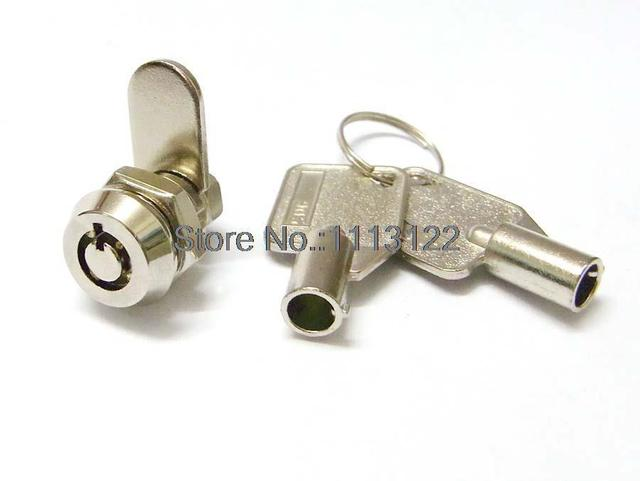 Ms905 Small Tubular Key Cam Lock Mini Cam Locks For