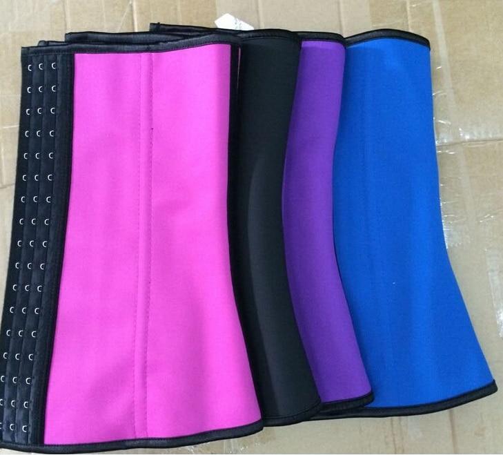 6821deff8d body shaper sport waist thermal corset waist trainer control shapers spanx  shapewear bodysuit hot shapers hot belt for women-in Waist Cinchers from ...