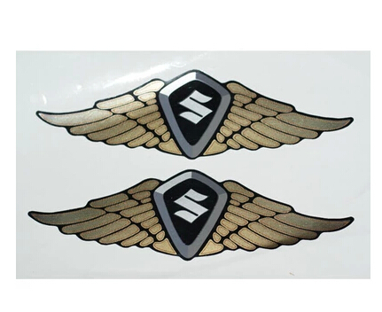 STARPAD For Suzuki gn250 side cover fuel tank decals affixed to the original free shipping