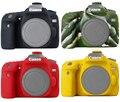 Alta qualidade slr saco da câmera saco da câmera para canon 80d leve case capa para 80d vermelho/amarelo/camuflagem/preto