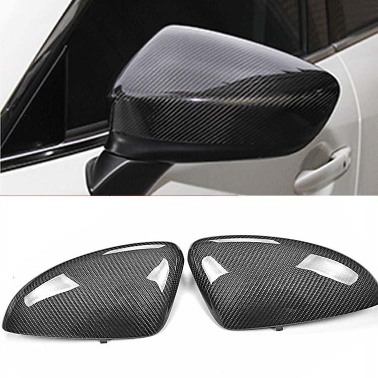 Ipoboo New Carbon Fiber Car Side Door View Mirrors