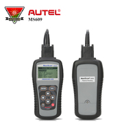 Autel MS609 OBD2 Scanner Code Reader With ABS System Diagnosis Full OBDII Function Compared with MS509 & AL519