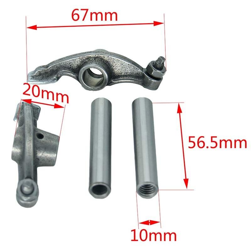 Rocker Arm & Alex Engine Parts Fit For Zongshen Horizontal 160cc Engine Off Road Motorcycle GT-174