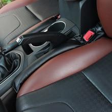 e829bba0a82 Estilo de coche de asiento almohadilla de relleno para Toyota Renault  Peugeot 307 Chevrolet Cruze BMW E39 Ford Volkswagen Passat.