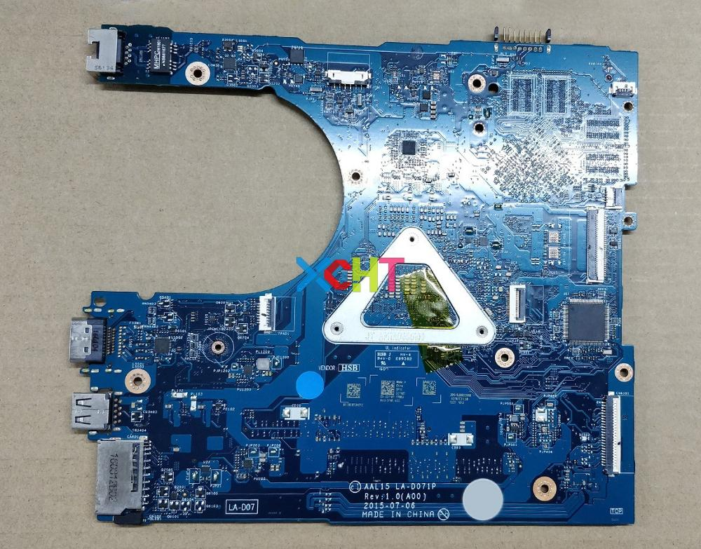 Image 2 - for Dell Vostro 3559 3459 011M2 0011M2 CN 0011M2 AAL15 LA D071P w i5 6260U CPU Laptop Motherboard Mainboard Tested-in Laptop Motherboard from Computer & Office