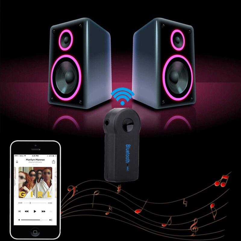 Aliexpress Com Buy Car Bluetooth Aux 3 5mm Jack Bluetooth Receiver Handsfree Call Bluetooth: Aliexpress.com : Buy 3.5MM Jack Bluetooth AUX Audio Music Receiver For Car Kit Wireless Speaker