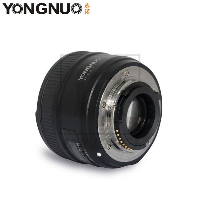 YONGNUO YN35mm F2.0 F2N Wide-angle AF/MF Fixed Focus Lens for Nikon F Mount D7100 D3200 D3300 D3100 D5100 D90 DSLR Camera 35mm