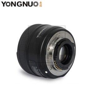 Image 4 - YONGNUO YN35mm F2.0 F2N weitwinkel AF/MF Fixfokus objektiv für Nikon F Mount D7100 D3200 D3300 D3100 D5100 D90 DSLR Kamera 35mm