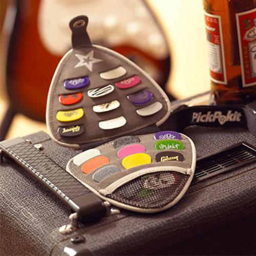 """חלקי גיטרה מבחר 24 Pieces ארנק ניילון Ukulele מרים Celluloid אביזרים מוזיקליים מאטריה יותר צבע 0.46 0.71 0.96 מ""""מ"""