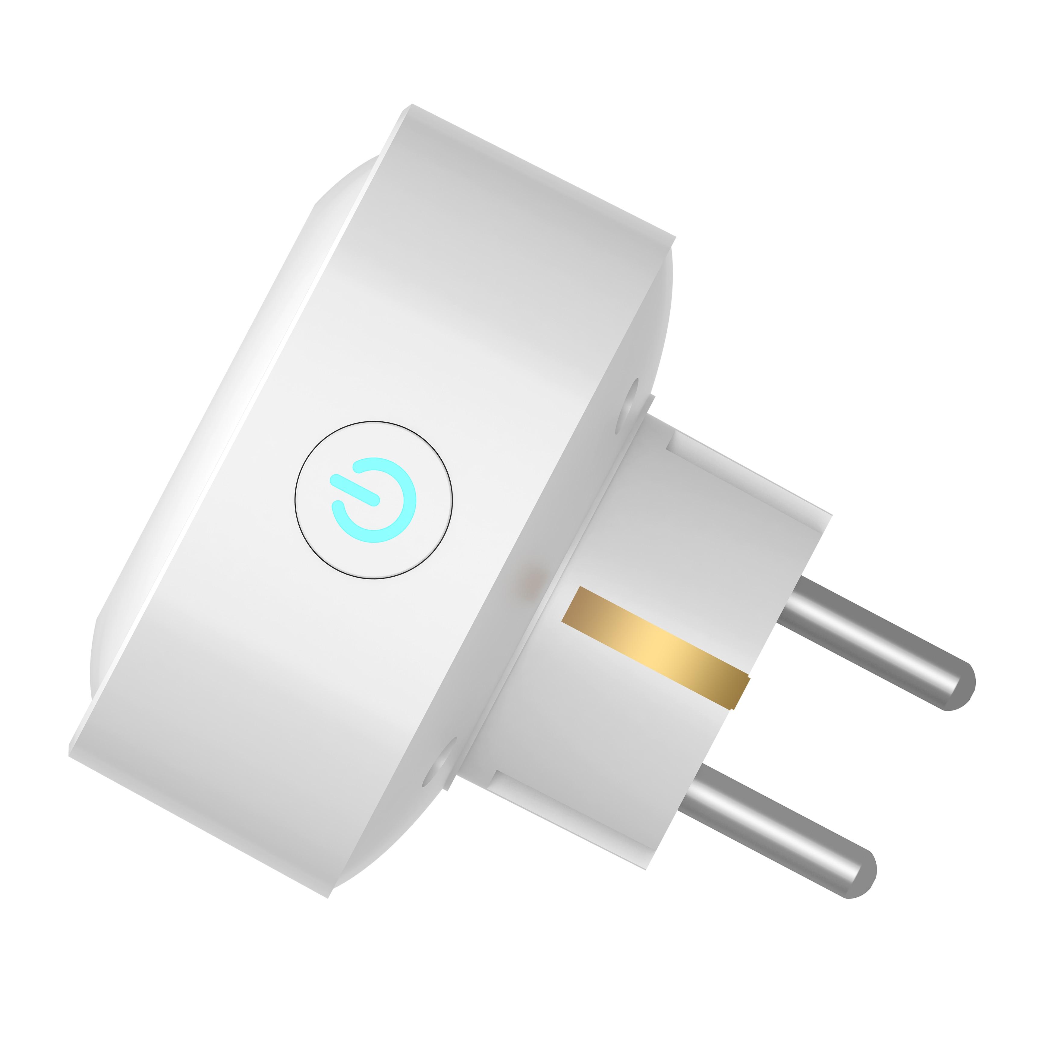 Gosund умная розетка электрическая wifi розетка 4 шт Упаковка enchufe inteligente испанская станция - 2