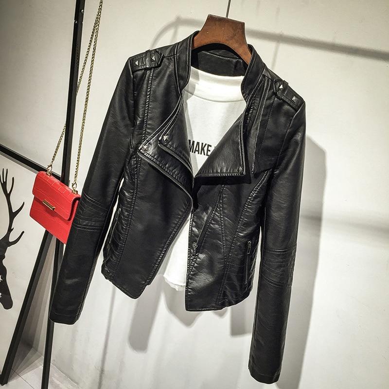 Online Get Cheap Winter Leather Coats for Women -Aliexpress.com ...