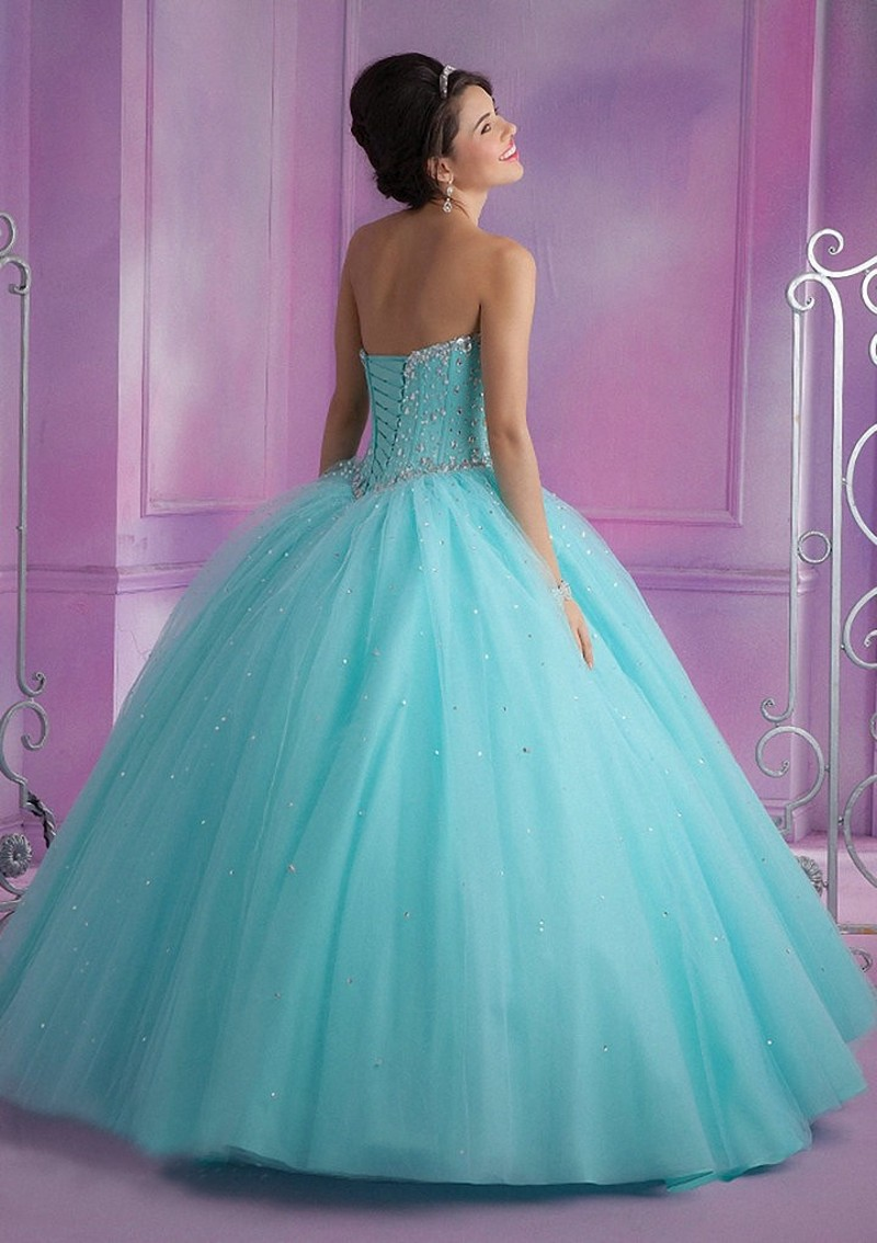 2f6cfae4c Baby Pink Bodice Corset Quinceanera Dresses Ball Gown New Arrival vestido  de debutante para 15 anos Custom Made-in Quinceanera Dresses from Weddings  ...