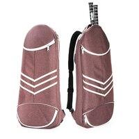 Outdoor Sports Bags For Women Badminton Bag Badminton Racket Backpack Tennis Bag For Men