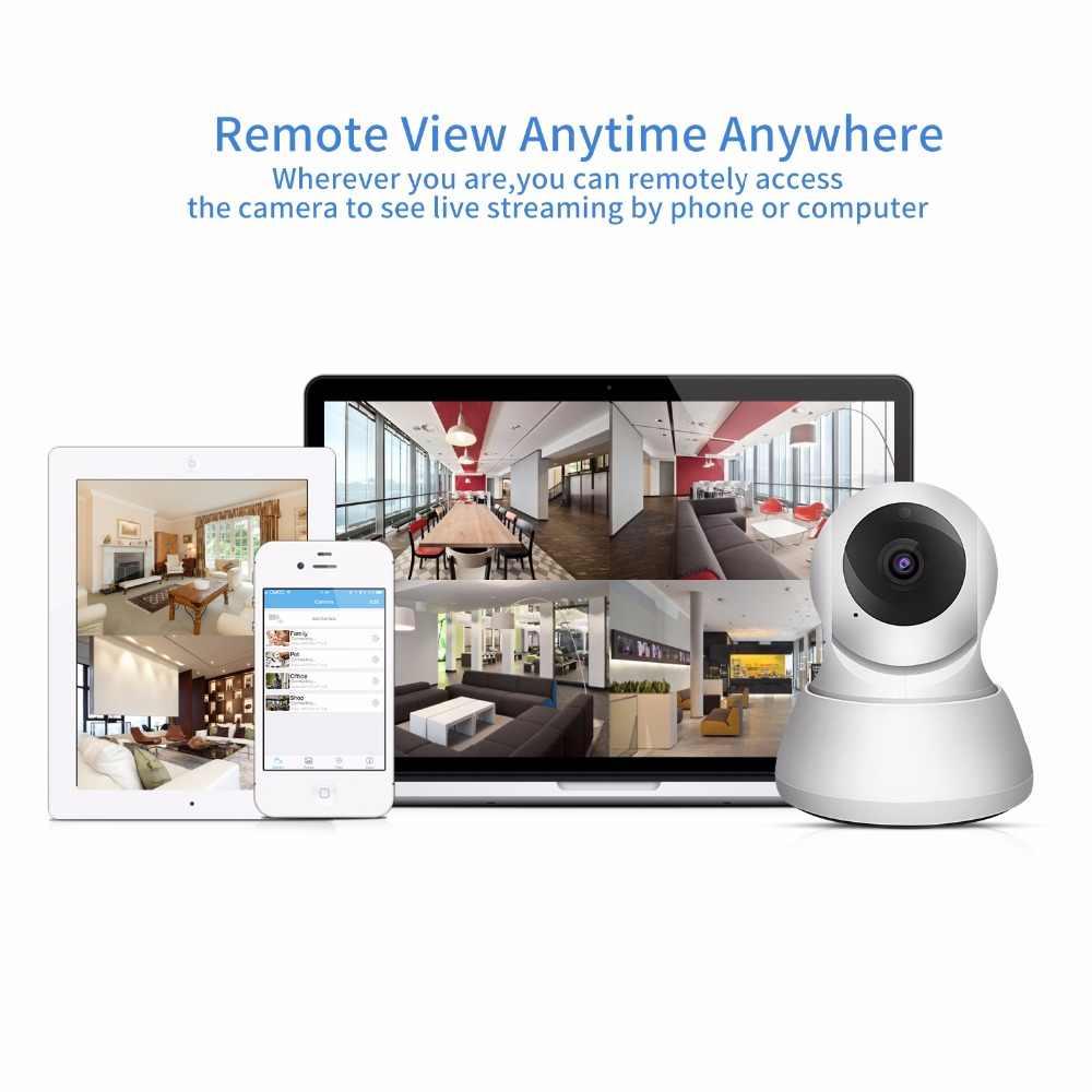 Caméra IP de sécurité à domicile SDETER Wi-Fi 1080P 720P caméra réseau sans fil CCTV Surveillance P2P Surveillance nocturne moniteur bébé