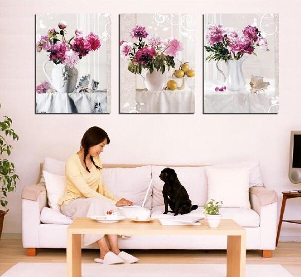 tableaux modernes pour salon 15 wall art set moderne. Black Bedroom Furniture Sets. Home Design Ideas