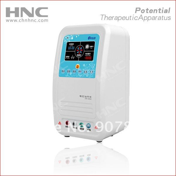 electric magnetic physical therapy device high potential equipment health care home use high electric potential therapy device beauty