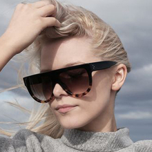 Oversized Shield Sunglasses Women 2019 Luxury Brand Fashion