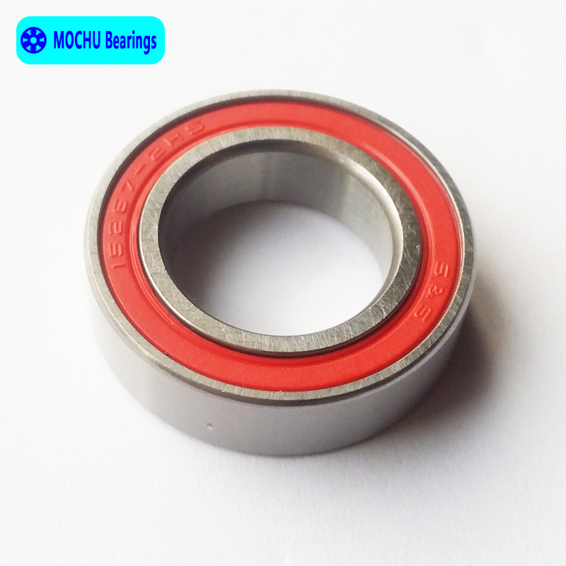 10pcs Bearing 15267 15267RS 15267-2RS 6902-26 15x26x7 Bicycle bearing MOCHU Shielded Deep Groove Ball Bearings Single Row