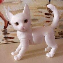 Бесплатный макияж и глаза включены! Высокое качество 1/8 BJD куклы животное собака домашнее животное щенок собака кукла игрушки милые r