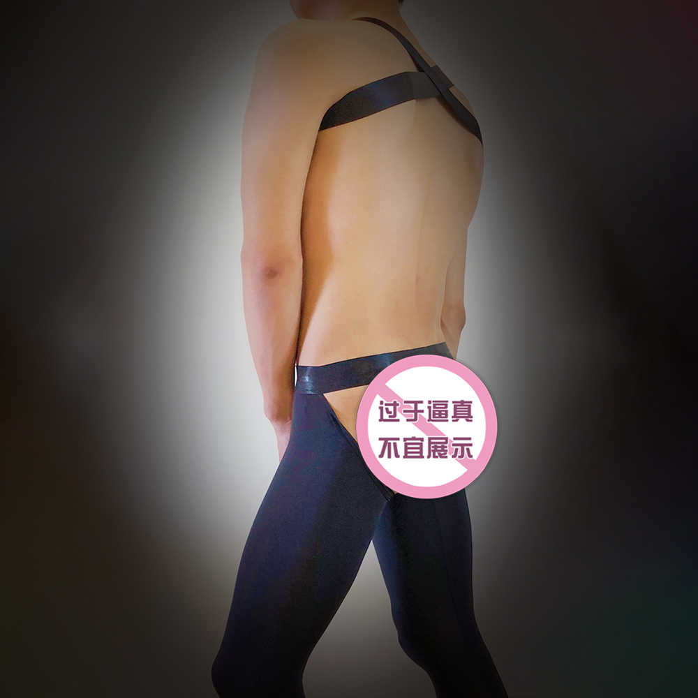 Hb Brand briefs Men Love Andrew Christian Chinese Hong Kong Design Sexy Penis Pants Males Underwear Gay Only Long Shorts