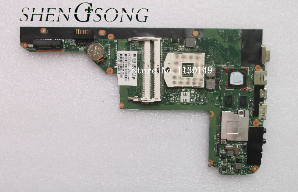 Best Quality for CQ32 G32 Series 615842-001 Laptop Motherboard 100% Work Perfect Free Shipping