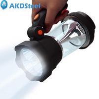 AKDSteel Odkryty Portable Latarka Oszczędzania energii Przyjazne dla Środowiska Ręcznie Wytwarzania Energii Lampy Camping Piesze Wycieczki Wędkowanie