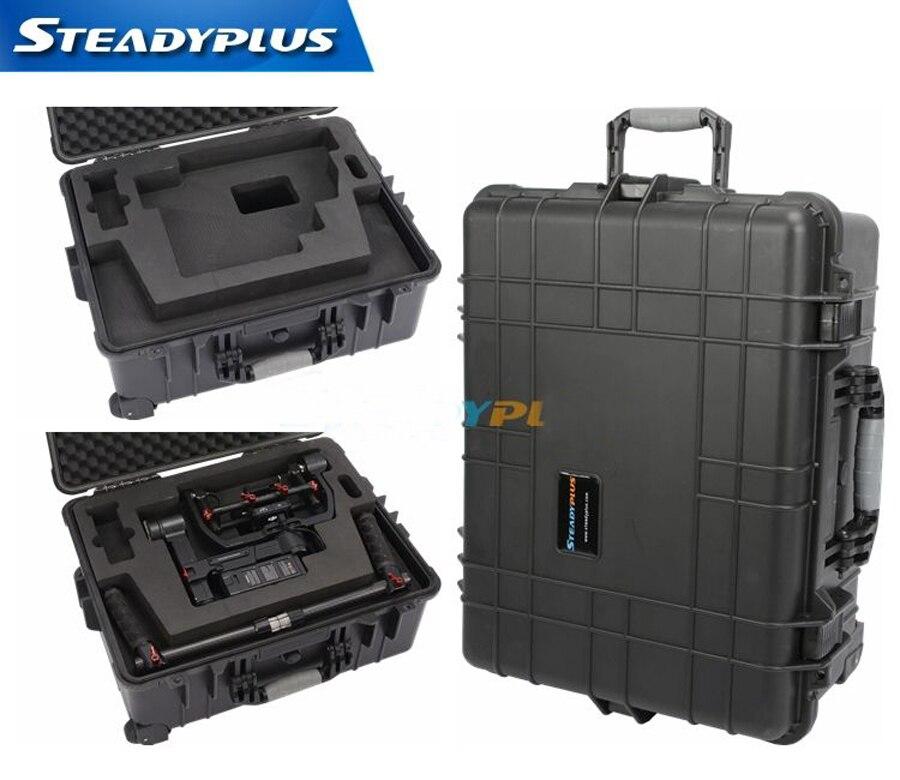 waterproof  DJI ronin M protective case High quality impact resistant protective case custom EVA lining  цена