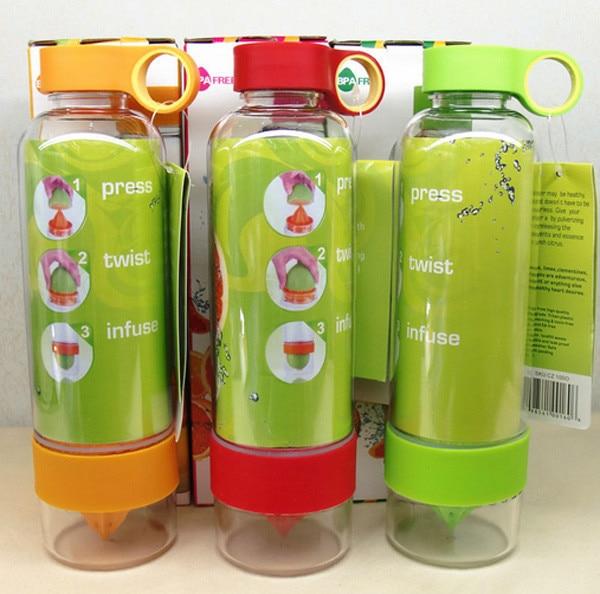 High Quality My Fruit Bottle Juice Lemon Bottle for Water Drinkware for outdoor fun & sports bike water bottle garrafa