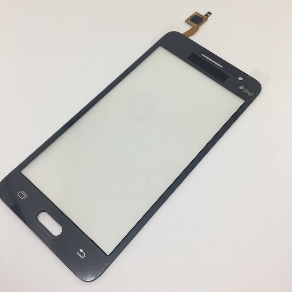 For Samsung Galaxy Grand Prime G531 G530 Touch Panel Sensor Digitizer Front Glass Lens