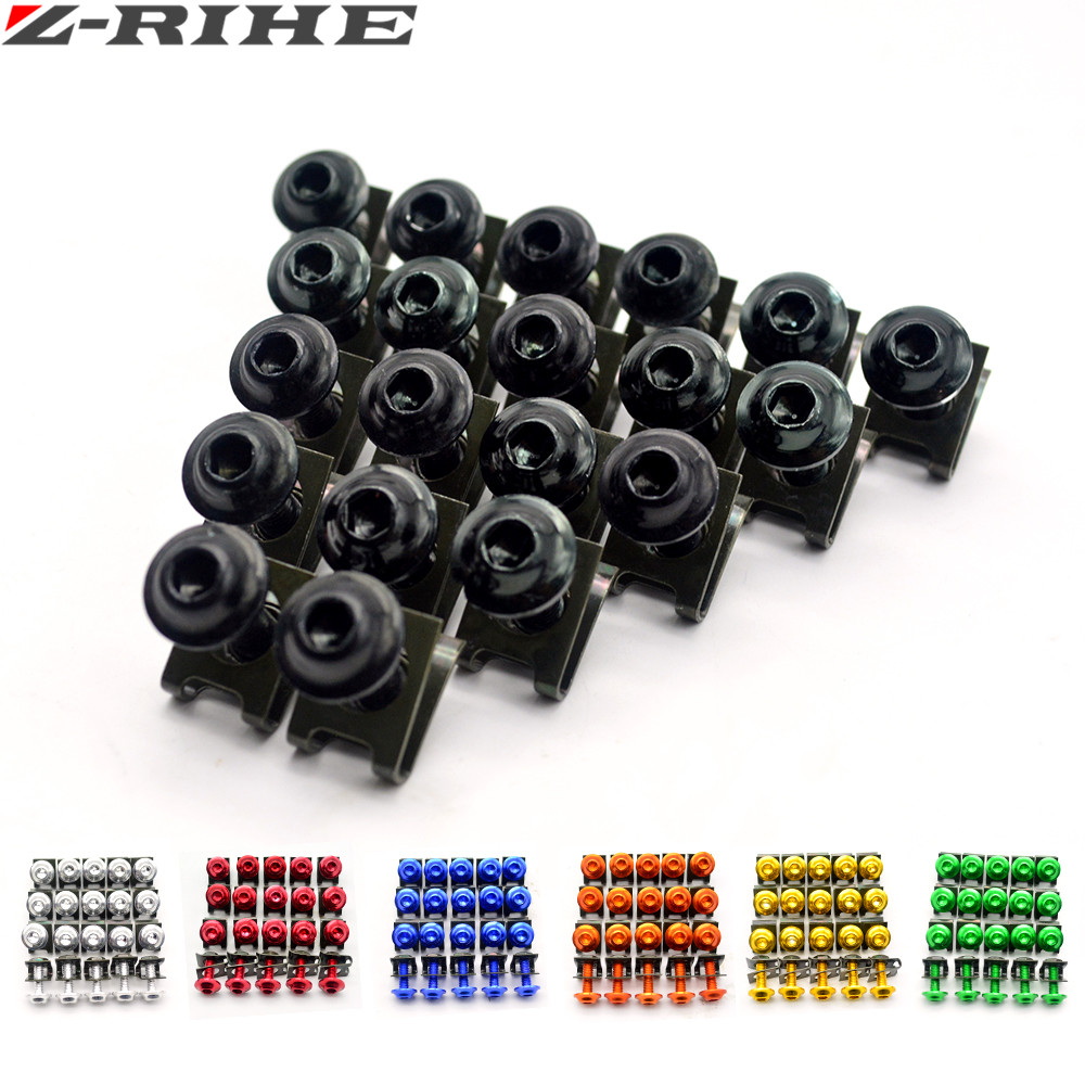20x High quality 6MM Motorcycle Accessories Fairing body work Bolts FOR  yamaha tmax 500 tmax 530 t-max500 t-max530 t max 500 20x 6mm motorcycle accessories fairing body work bolts for yamaha mt 09 mt09 07 sj6n xj6 fz6 sj6s fz6s fz6 fazer tmax 530 500