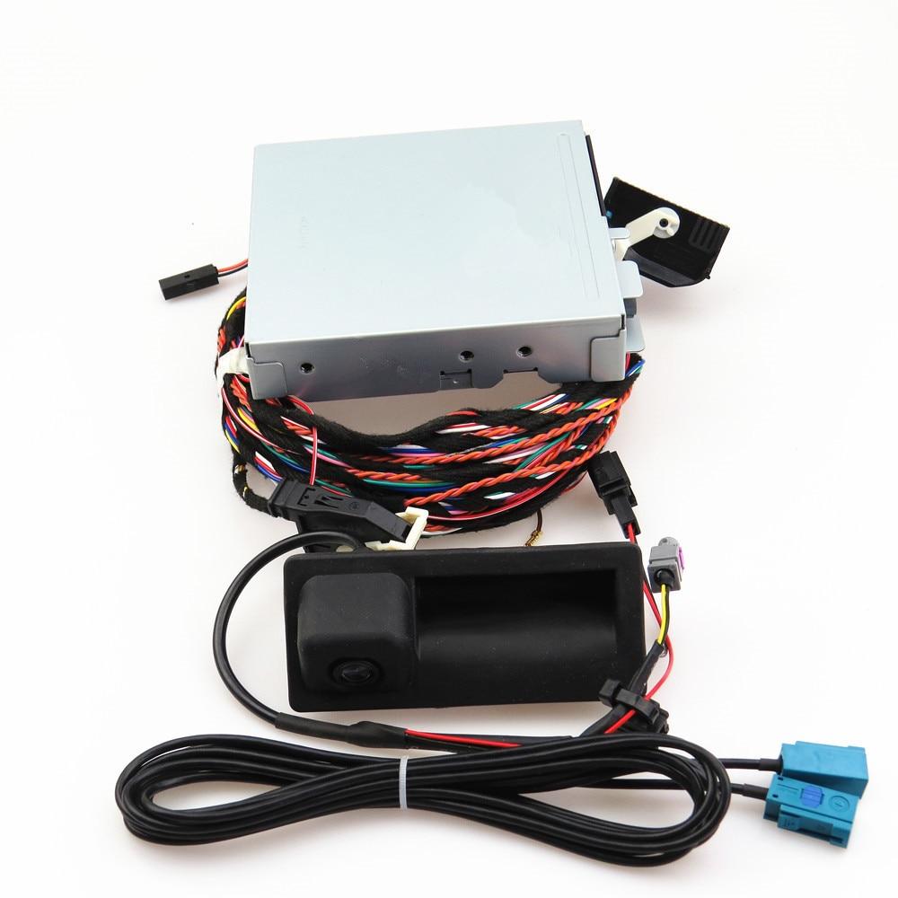 Rcd510 Rns315 Rns510 Rgb Reversing Rear View Camera