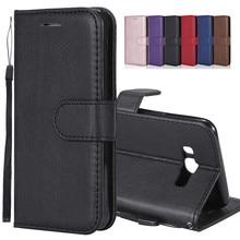 Чехол-кошелек для samsung Galaxy J7, роскошный кожаный чехол для телефона, чехол для samsung Galaxy J7 J710 J710F, чехол-книжка